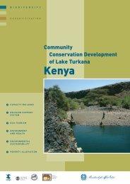 Community Conservation Development of Lake Turkana