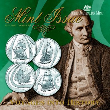 Mint Issue - July 2002 - Issue No. 48 - Royal Australian Mint