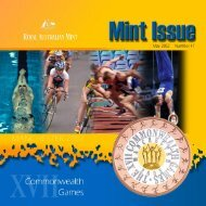 Mint Issue - May 2002 - Issue No. 47 - Royal Australian Mint