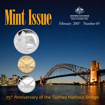Mint Issue - February 2007 - Issue No. 69 - Royal Australian Mint