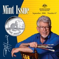 Mint Issue - September 2006 - Issue No. 67 - Royal Australian Mint