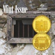 May 2011 Number 88 - Royal Australian Mint