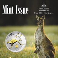 Mint Issue - May 2005 - Issue No. 61 - Royal Australian Mint