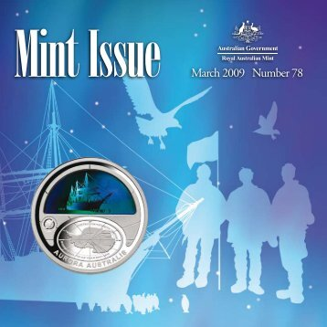 March 2009 Number 78 - Royal Australian Mint