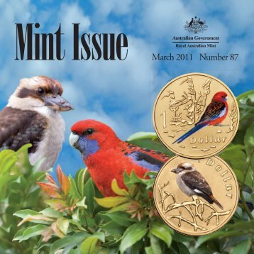 March 2011 Number 87 - Royal Australian Mint
