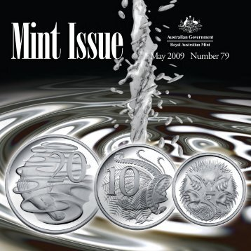 May 2009 Number 79 - Royal Australian Mint