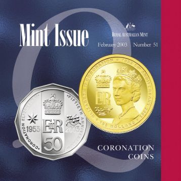 Mint Issue - February 2003 - Issue No. 51 - Royal Australian Mint