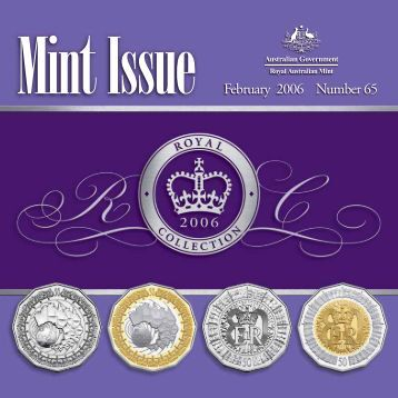 Mint Issue - February 2006 - Issue No. 65 - Royal Australian Mint