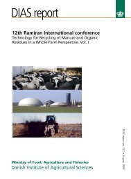 DIAS report Vol I - Ramiran