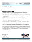 RAM-VB-109 Installation Instructions - RAM Mounts - Page 2