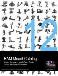 RAM Mount Catalog - RAM Mounts