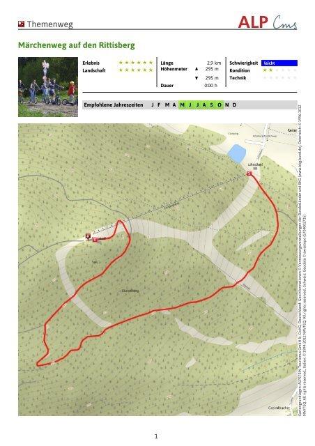 Themenweg Märchenweg auf den Rittisberg - Ramsau am Dachstein