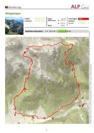 Tourenbeschreibung - Ramsau am Dachstein