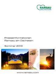 neu im sommer 2013 - Ramsau am Dachstein