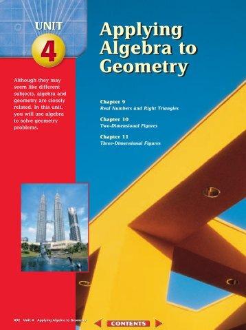 Pre-Algebra Chapter 9