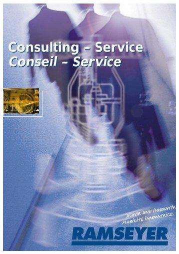 Consulting – Service Conseil – Service Consulting – Service ...
