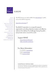Policy and practice impacts of research funded by the Economic and ...