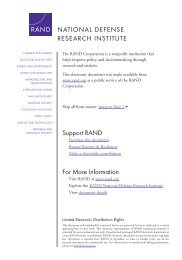 PDF file - RAND Corporation