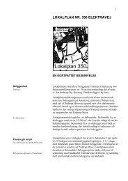 Lokalplan 350 - Randers Kommune
