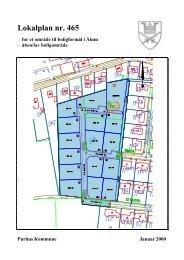 Lokalplan nr. 259 - Randers Kommune