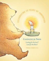 Candlewick Spring 2012 - Randomhouse.biz