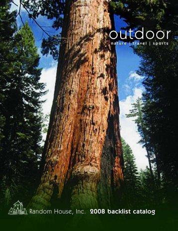 outdoor outdoor - Randomhouse.biz