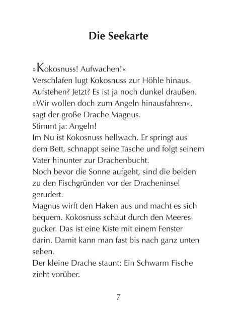 Ingo Siegner Der kleine Drache Kokosnuss auf ... - Random House