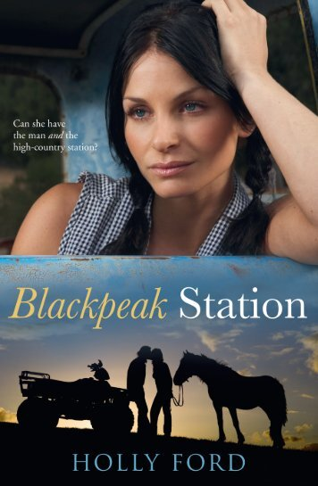 Click here to read a sample of Blackpeak Station - Random House