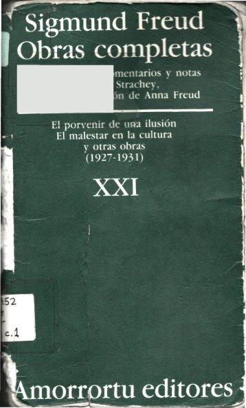 obras-completas-de-sigmund-freud-volumen-xxi
