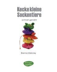Kecke kleine Sockentiere - Verlagsgruppe Random House GmbH