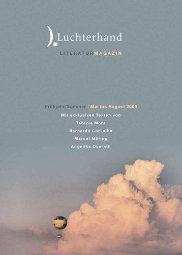 Luchterhand Literaturmagazin (pdf)