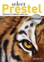 Prestel select Vorschau Frühjahr 2014 (pdf, 6.7 MB) - Random House