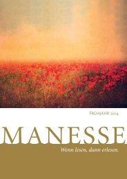 Manesse - Frühjahr 2014 (pdf, 1 MB) - Random House