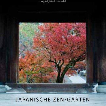 Japanische Zen-Gärten - Verlagsgruppe Random House GmbH