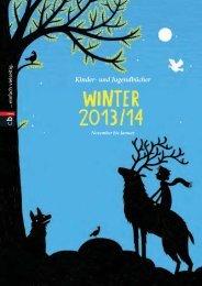 cbj Vorschau Winter 2013 (pdf, 8.6 MB) - Verlagsgruppe Random ...