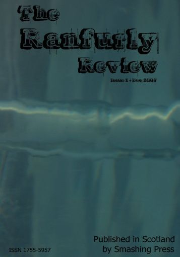 Issue 1 - The Ranfurly Review