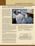 IN THIS ISSUE - The California Rangeland Trust - Page 5