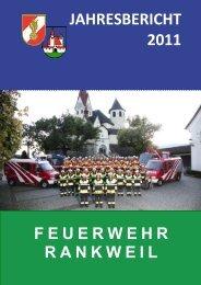 Jahresbericht 2011 - pdf - Marktgemeinde Rankweil