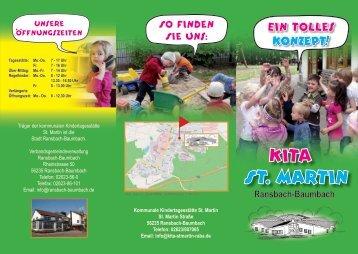 Kita St. Martin - Verbandsgemeinde Ransbach-Baumbach