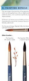watercolour choosing and maintaining your fine brushes - Raphaël - Page 4