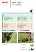 Rapid SWISS kompakt, steilhangtauglich ... - Rapid Technic AG - Seite 4
