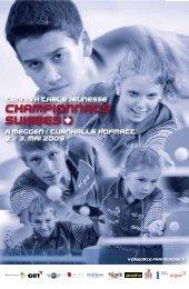 Championnats suisses - Tischtennisclub Rapid Luzern
