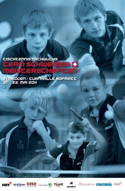 TEAM Schweizer- Meisterschaften - Tischtennisclub Rapid Luzern