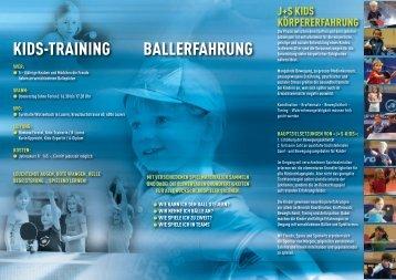 BALLERFAHRUNG KIDS-TRAINING - Rapid Luzern