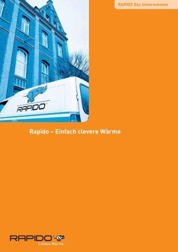 Rapido – Einfach clevere Wärme - bei der Wärmetechnik Service ...