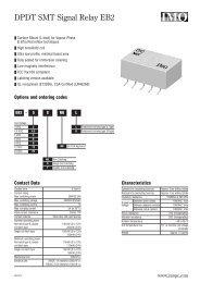 01.Telecom/Singal Relays