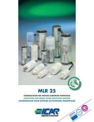 MLR 25/Edizione 1999 - Produktinfo.conrad.com