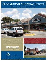 Brockbridge Shopping Center