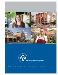 Corporate Brochure_without page numbers.indd - The Rappaport ...