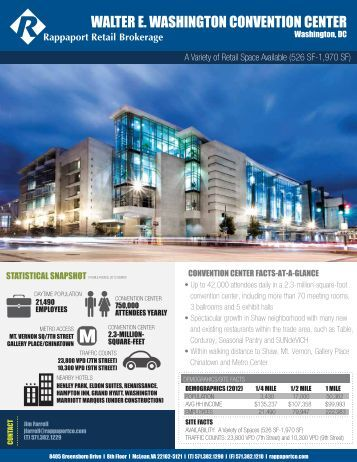 Brochure - The Rappaport Companies